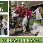 Gunpowder Falls State Park Stream Cleanup