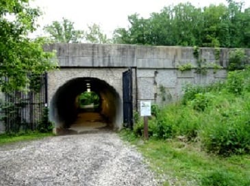 Gunpowder Falls Pedestrian Tunnel