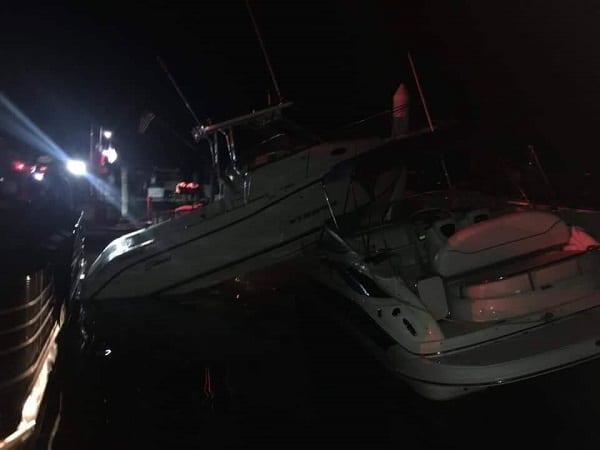 Middle River Boat Collision 20190706